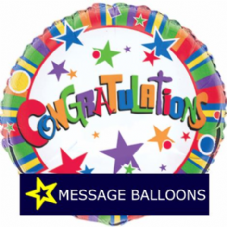 Message Foil Balloons